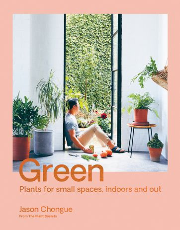 Green: Plants for Small Spaces, Indoors and Out by Jason Chongue.