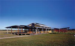 Recreation Centre, University of the Sunshine Coast.Image: Richard Stringer.