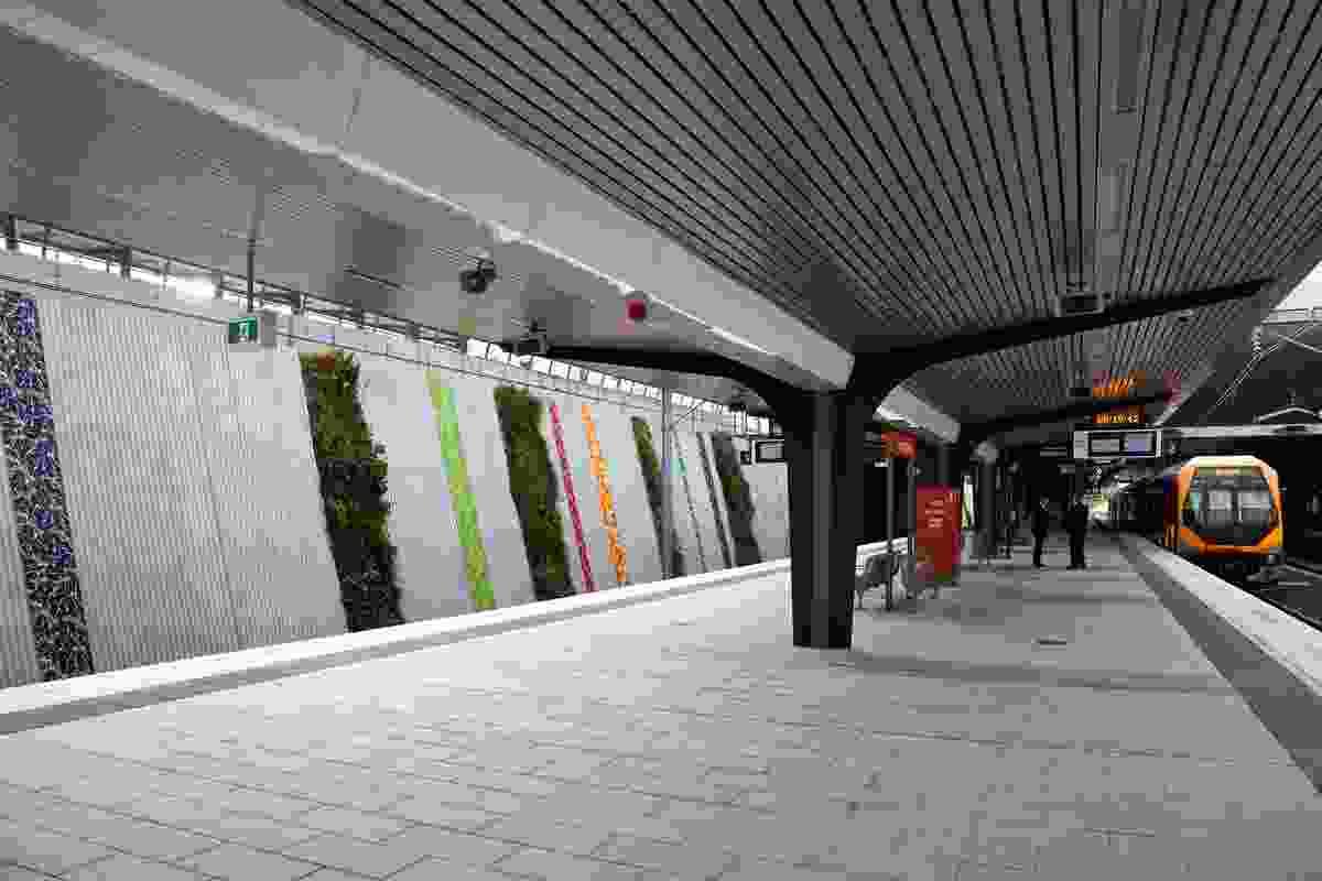 SWRL Glenfield to Leppington-Integrated Art & Heritage Strategy by KI Studio.