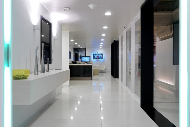 Cosentino enters australian market architectureau - Silestone showroom ...