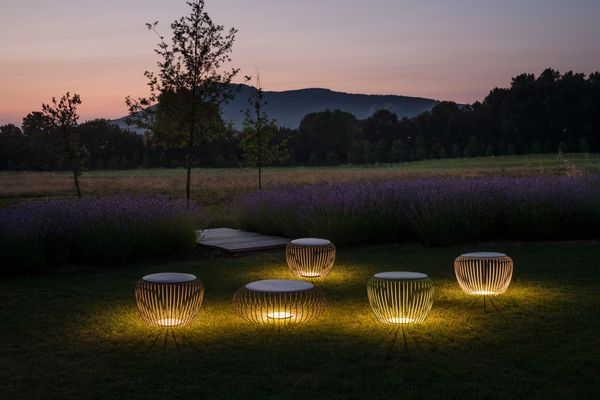Meridiano collection by Jordi Vilardell and Meritxell Vidal for Vibia.