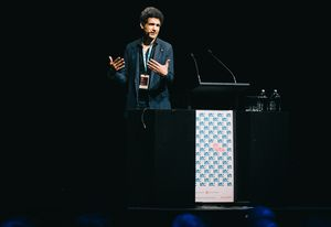 UK architect Amin Taha spoke at the 2019 New Zealand Institute of Architects in:situ conference. He leads the firm Groupwork, based in London.