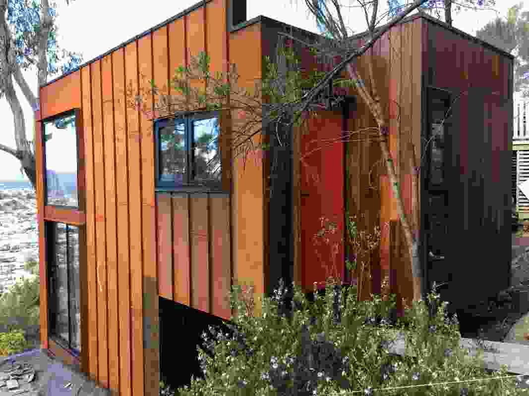 Birdhouse Studio, designed by Gillian van der Schans.