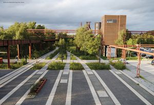 Zollverein World Heritage Site, Essen, Germany, by OMA and Agence Ter.