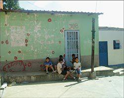 Caracas, Venezuela. Photograph by Art Rothfuss III.