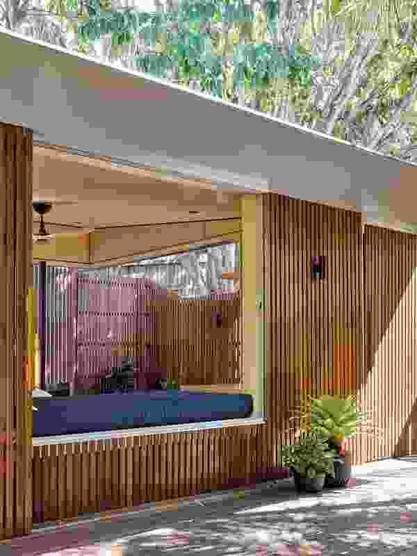 The Garden Bunkie by Reddog Architects.