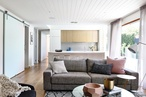 A punch above: Malvern Residence