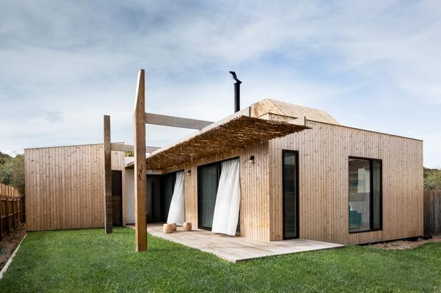 Barwon Heads House by Evolva Architects.