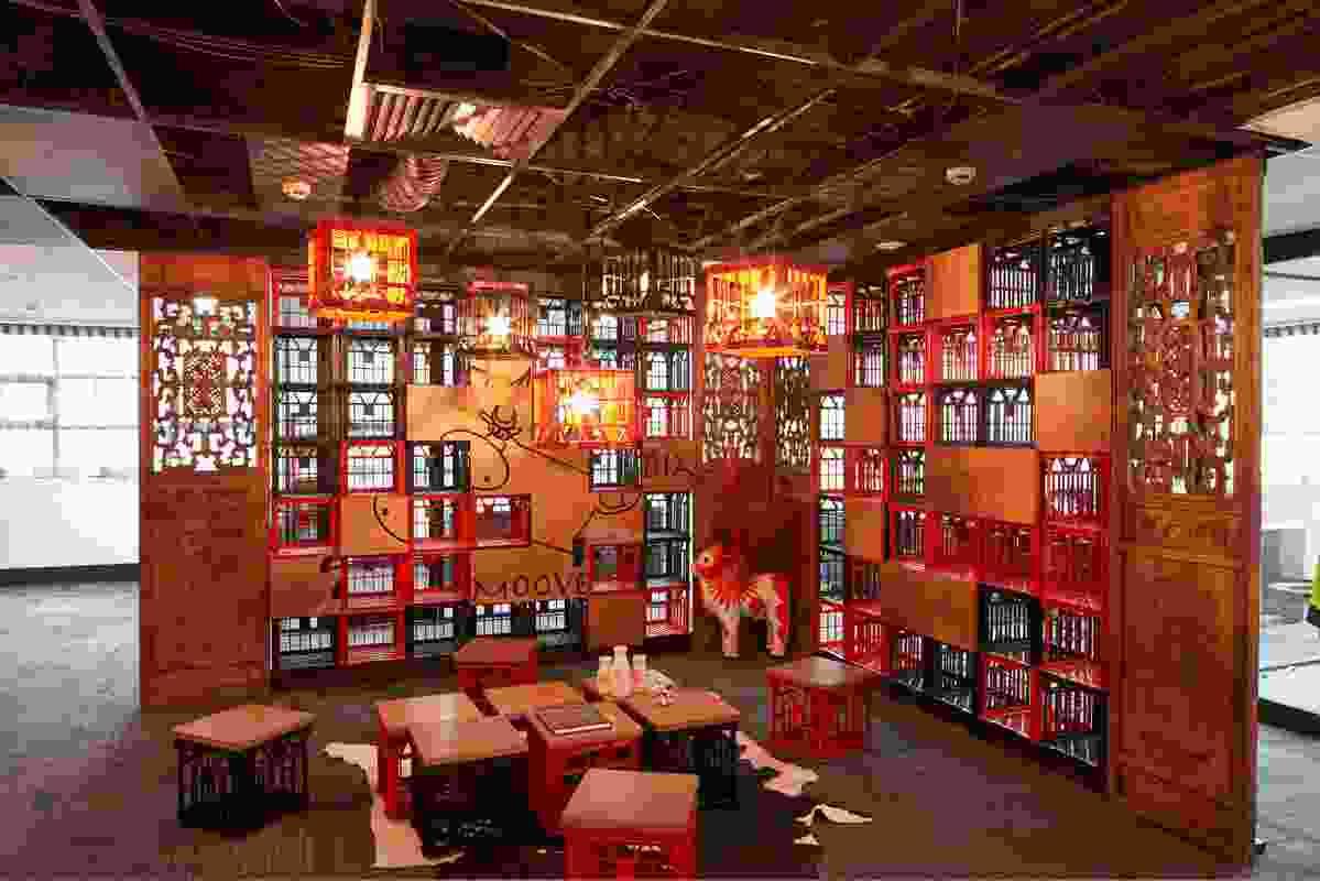 Moove Media –Zouk Architects.