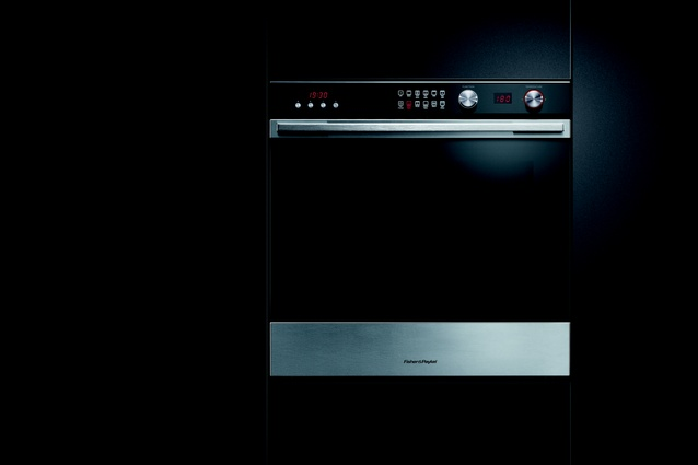 Fisher & Paykel's award-winning Built-in 60 cm oven.