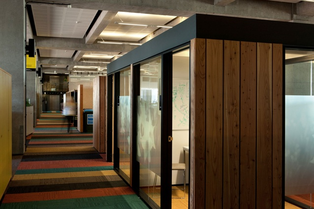 Workplace winner - Christchurch Civic Building, Athfield Architects.