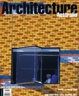 Architecture Australia, July 2002