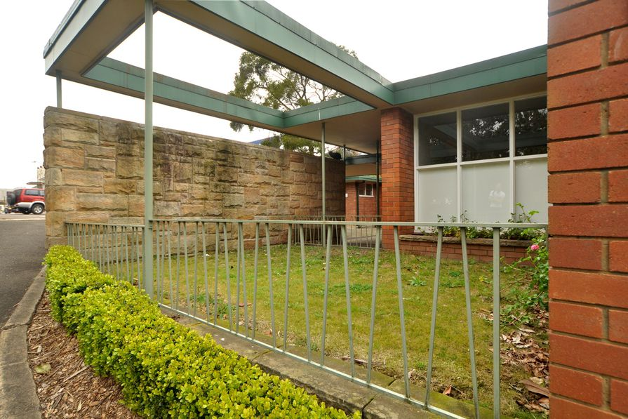 The Women's Rest Centre in Hornsby Park.