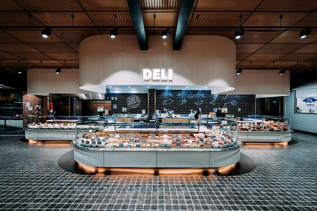 Romeo's Food Hall Summer Hill by Loopcreative.