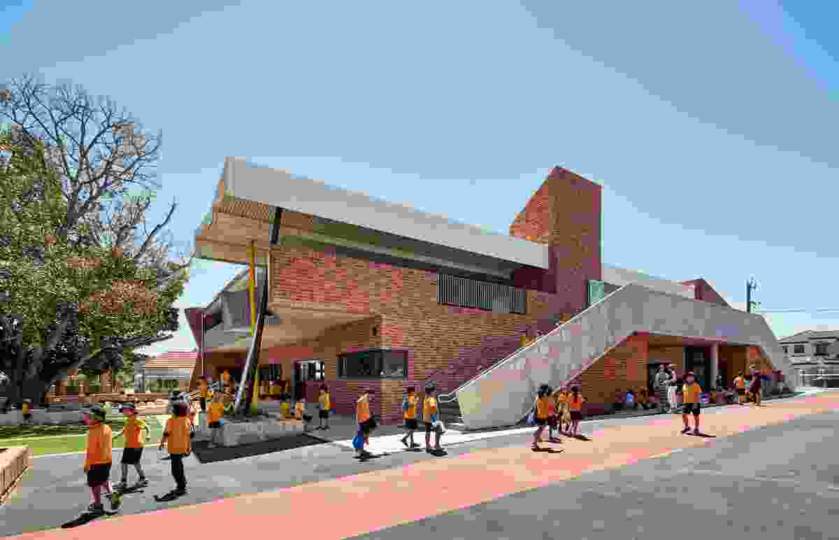 Highgate Primary School New Teaching Spaces by Iredale Pedersen Hook Architects.