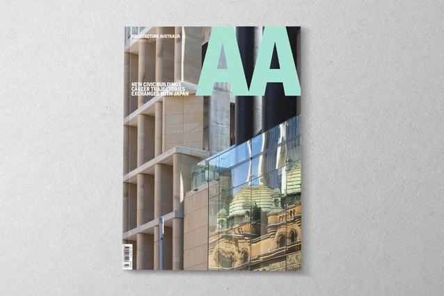 <i>Architecture Australia</i> March/April 2017.