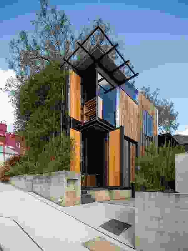 Tír na nÓg by Drew Heath Architects.