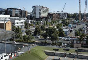 Finalist: Planning & Urban Design – Wynyard Central Master Plan by Architectus.