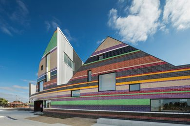 Dallas Brooks Community Primary School by McBride Charles Ryan.