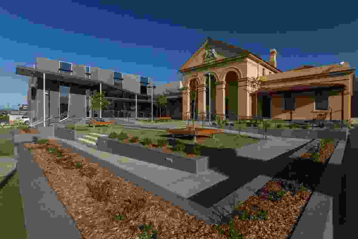 2013 entry, Heritage (Conservation): Taree Courthouse by Suters Architects.