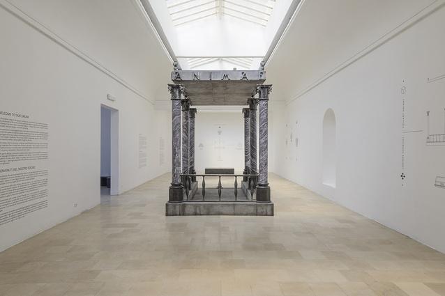 Polish exhibition <i>Impossible Objects</i>.