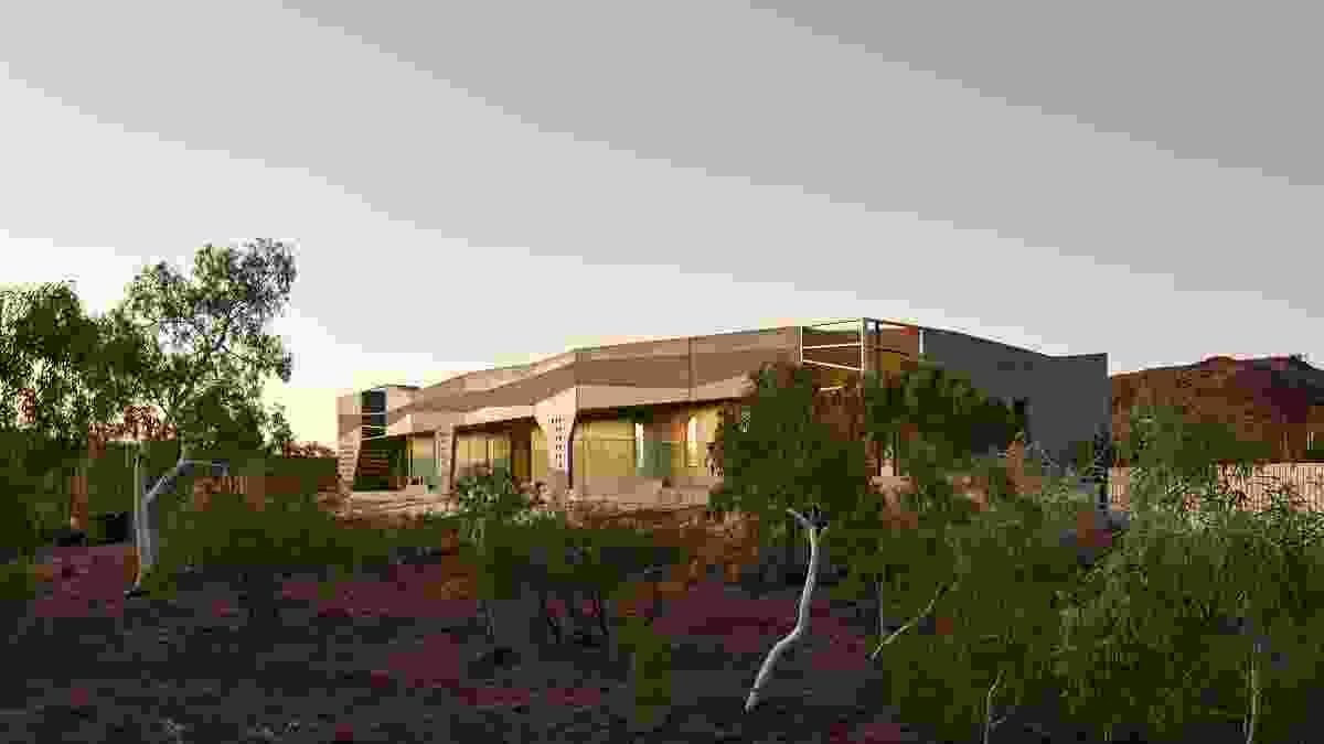 Karratha Super Clinic by Coda Studio.