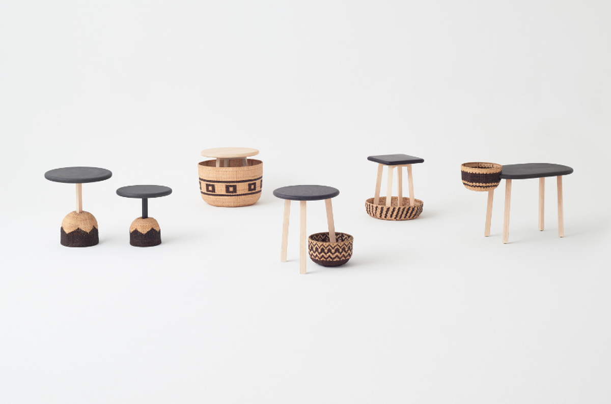 Tokyo Tribal by Nendo for Industry+.