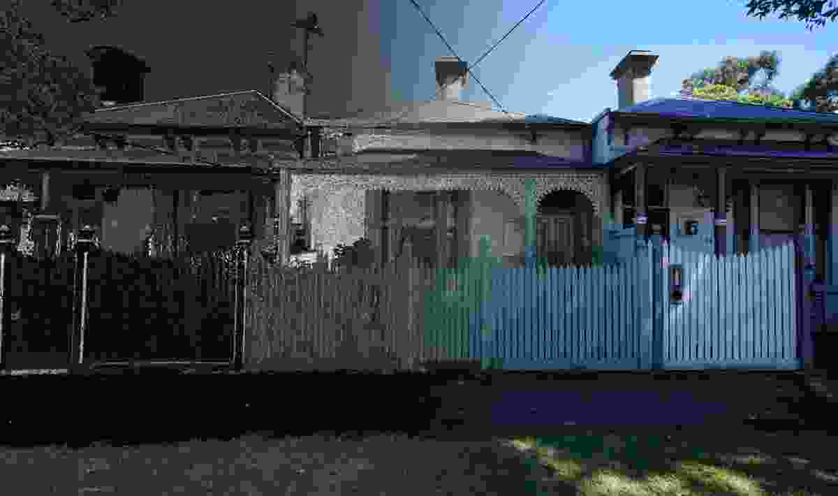 A downloadable point cloud of a site from Larki.