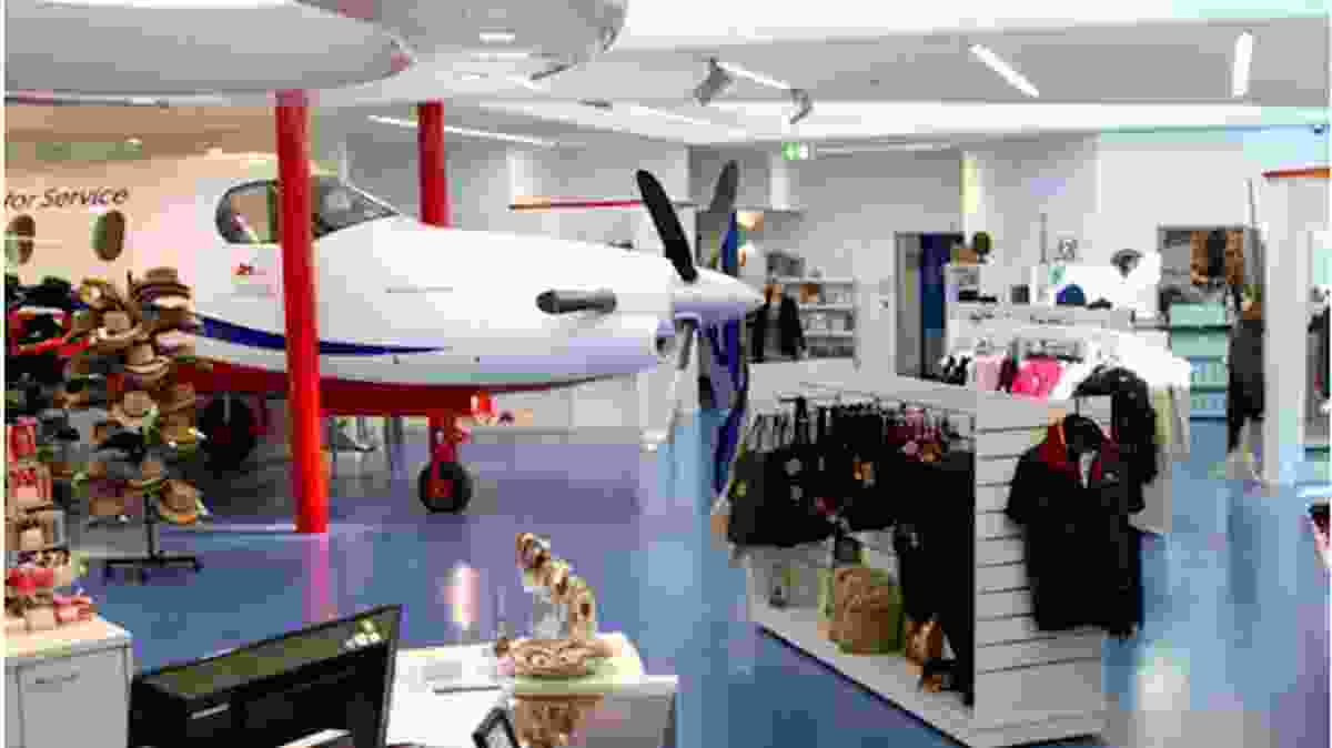 Royal Flying Doctor Service Alice Springs Tourist Facility by Zone A.