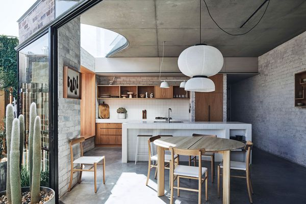 Bismarck House by Andrew Burges Architects.