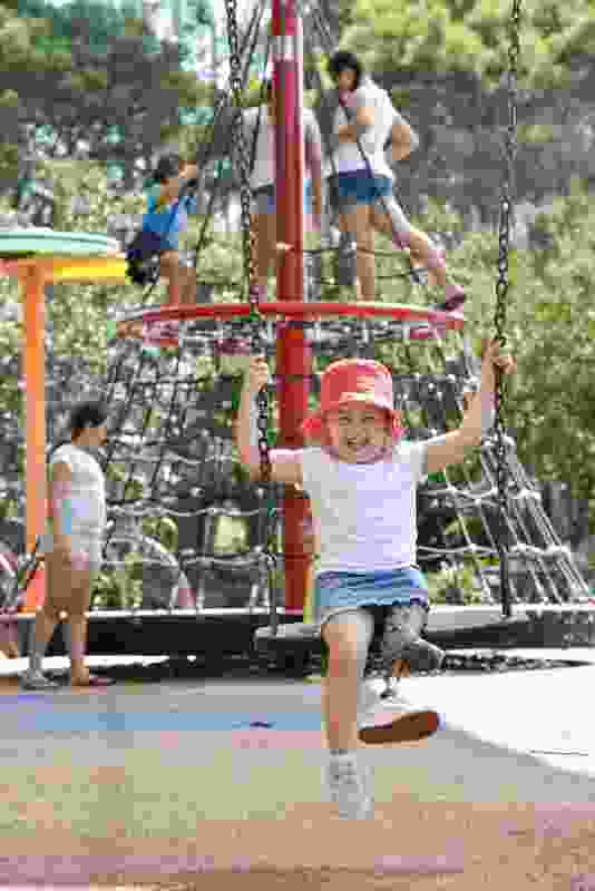 Everyone Can Play: A Guideline to Create Inclusive Playspaces by Office of Open Space and Parklands, Department of Planning and Environment.