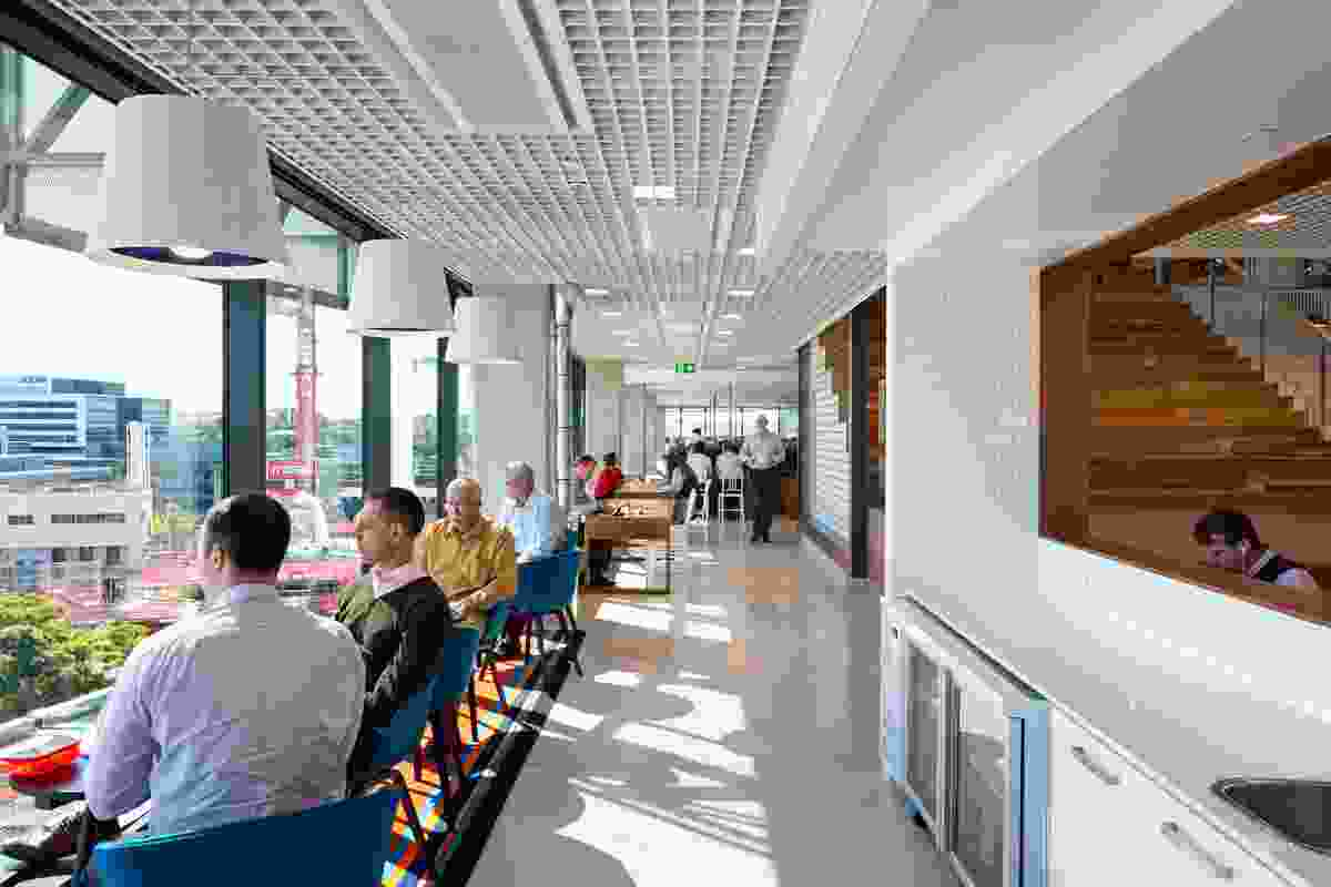 ERGON Energy Workplace by BVN Donovan Hill.