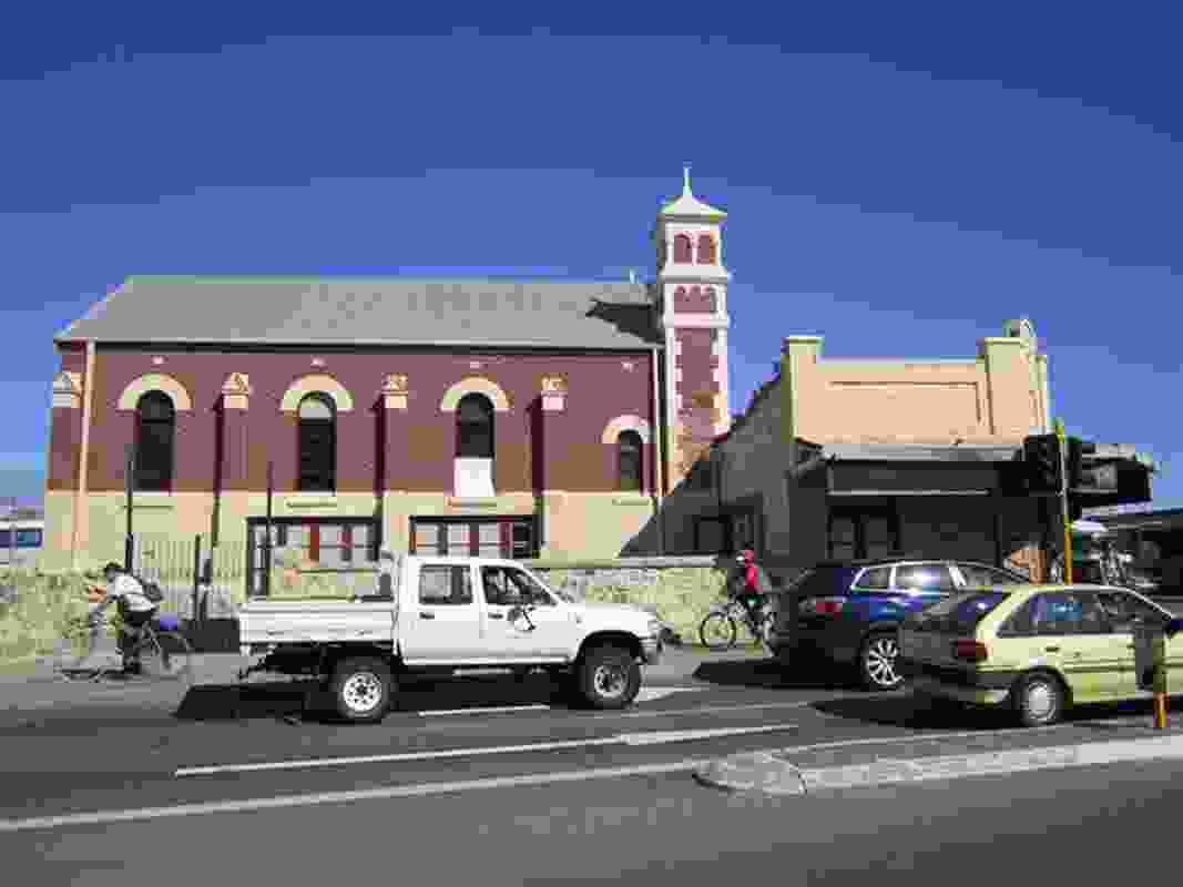 Former Fremantle Synagogue.
