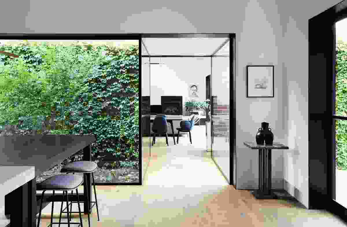 Armadale Residence II by Studio Tate.