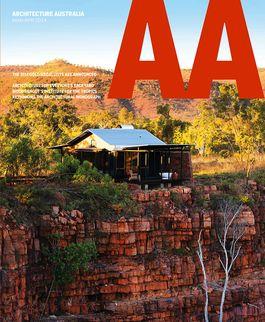 Architecture Australia, March 2014