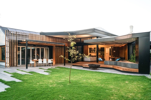 Dutton Terrace Alterations by Ashley Halliday Architects.