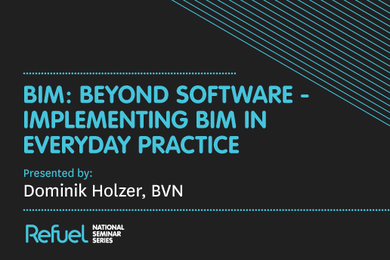 Dominik Holzer talk on BIM – Melbourne