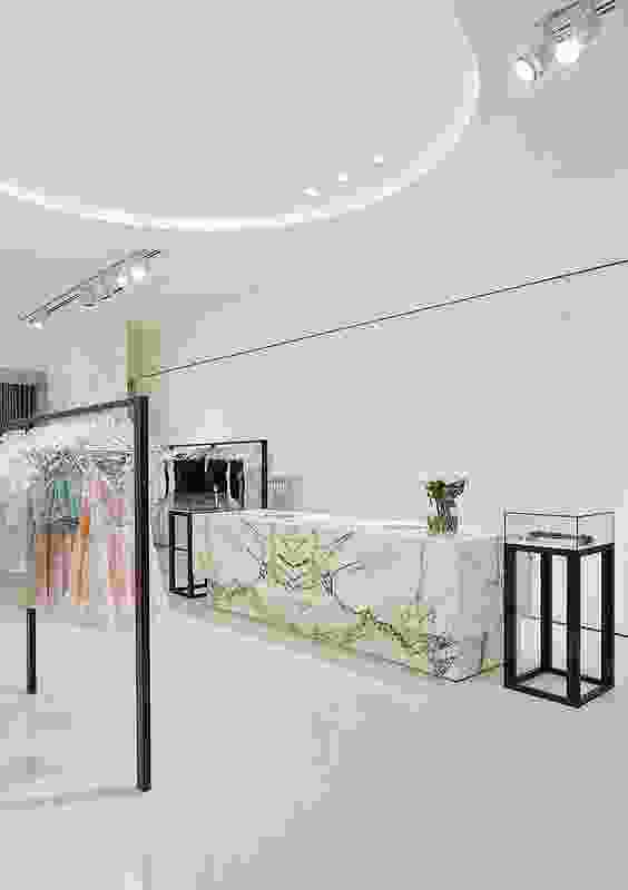 Retail Design – Bettina Liano by David Hicks.