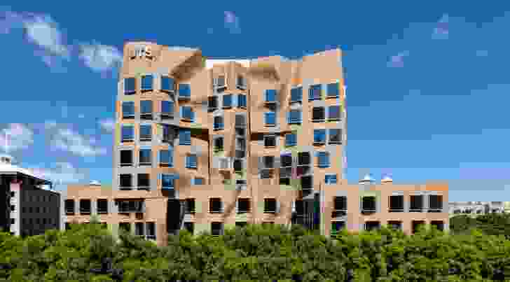 UTS Dr Chau Chak Wing building by Frank Gehry is host to the Architecture of Innovation talk.