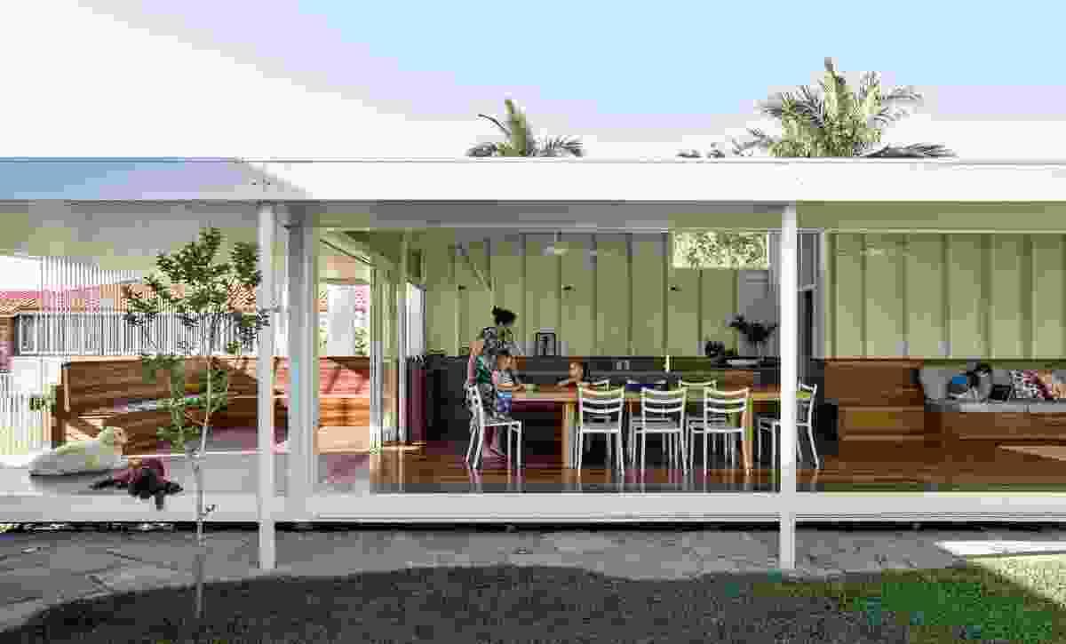 Morningside Residence by Kieron Gait Architects.