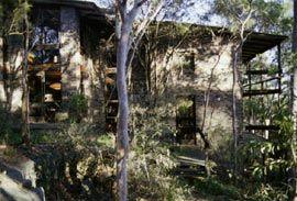 The Johnson House, 1963.