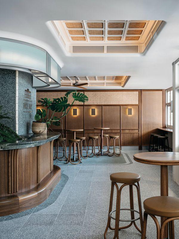 2020 Australian Interior Design Awards: Hospitality Design  ArchitectureAU