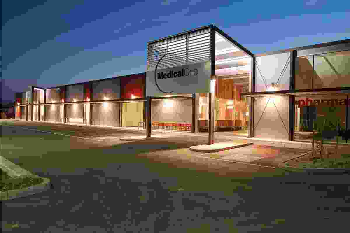 Medical One at Highton by Maddison Architects.