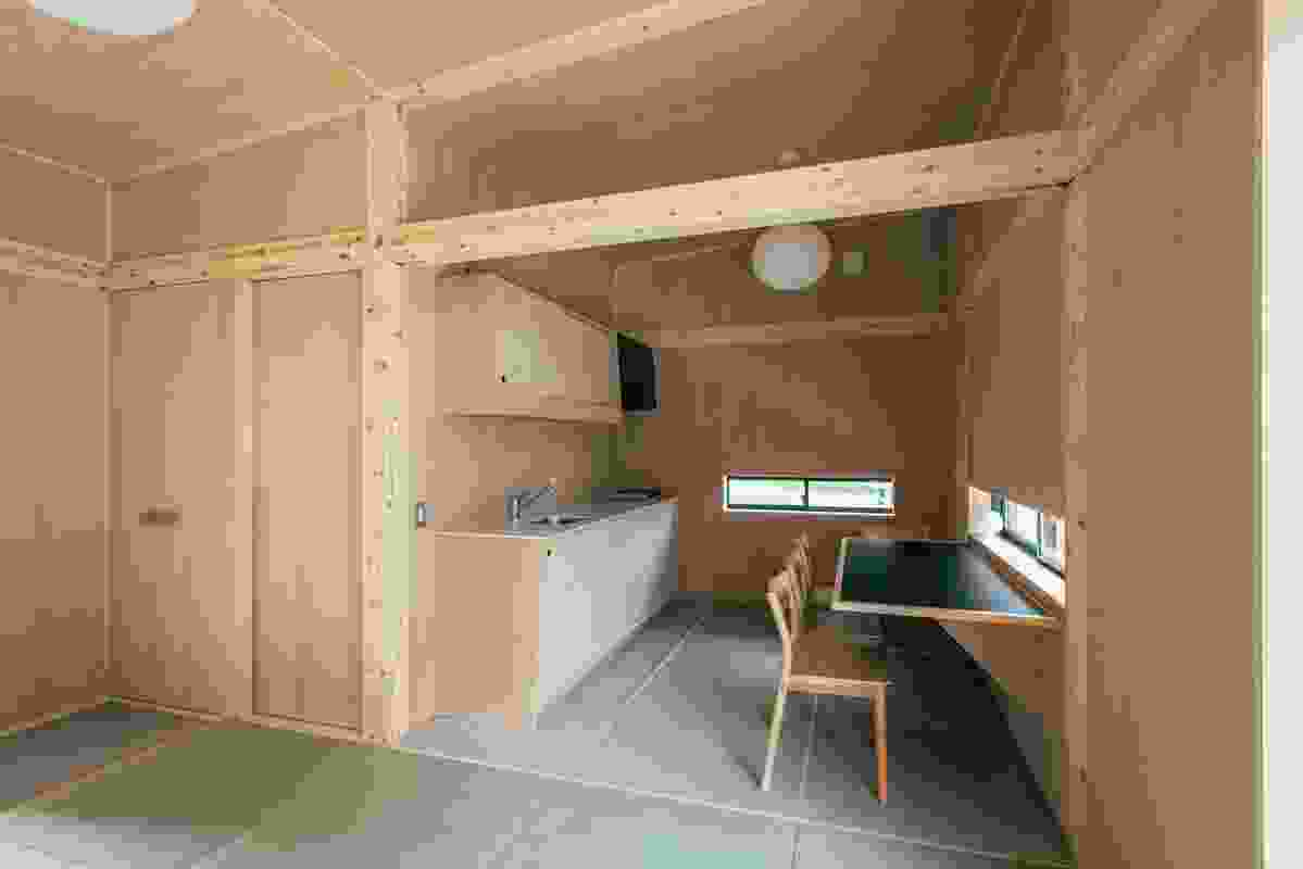 Muji Hut by Jasper Morrison.
