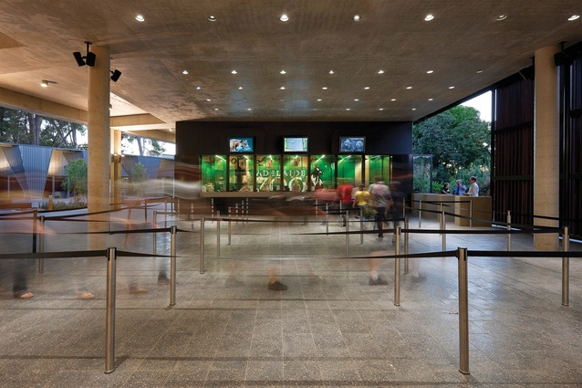 Public Design Adelaide Zoo Entrance Precinct By Hassell