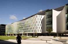 Durbach Block Jaggers and BVN's new education building for UTS unveiled