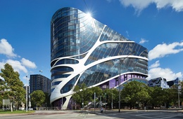 'A dramatic and disruptive impact on the world': Victorian Comprehensive Cancer Centre