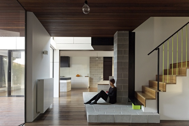 Hans House, the first project by MODO.