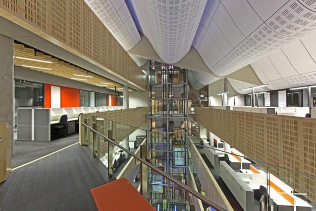 fjmt building for unsw complete architectureau