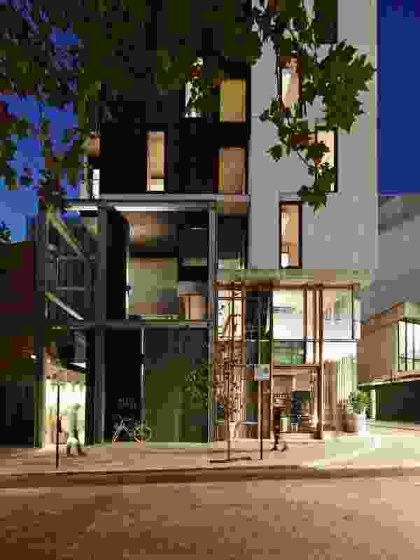 Alex Hotel (WA) by Spaceagency Architects.